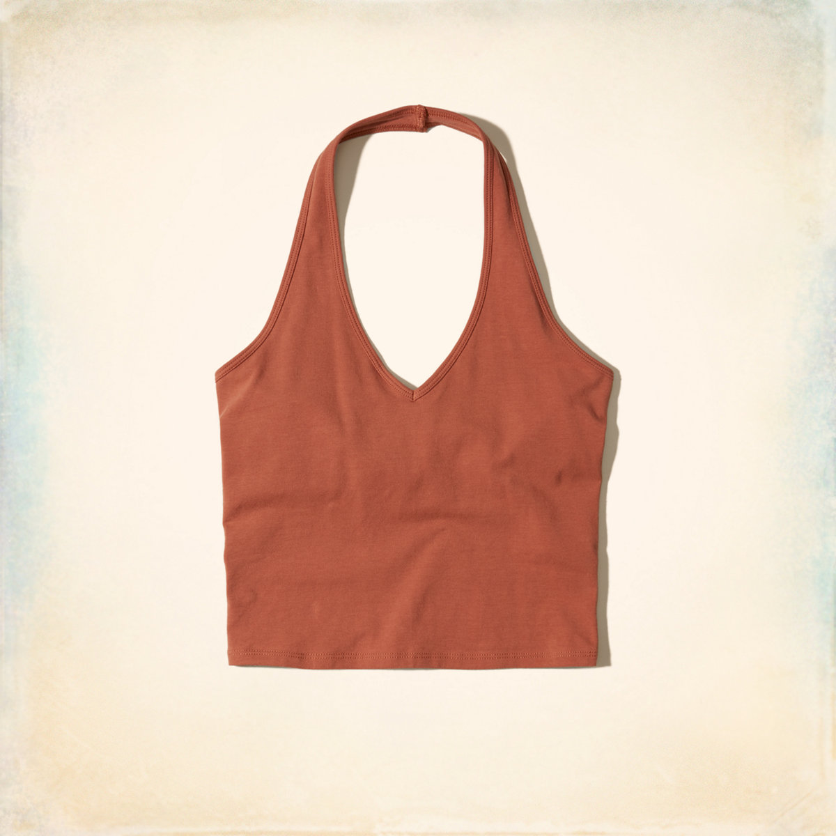 Must-Have Jersey Halter Top