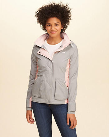 Hollister All-Weather Stretch Softshell Jacket