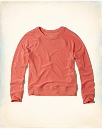 hol Terry Crew Sweatshirt