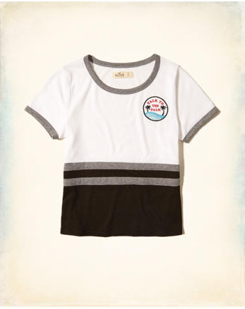 hol Graphic Baby Tee