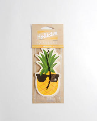 Hollister Pineapple Chill Air Freshener