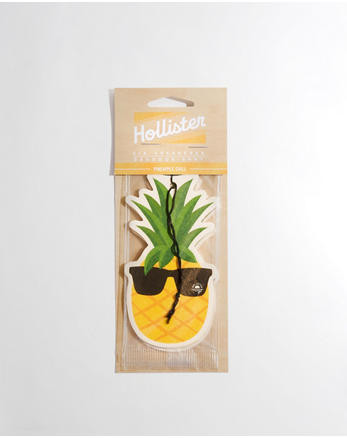 hol Pineapple Chill Air Freshener