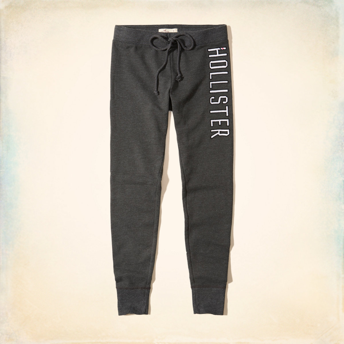 Logo Graphic Fleece Leggings