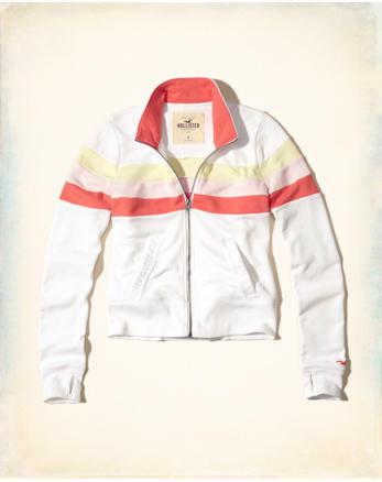 hol Colorblock Fleece Track Jacket