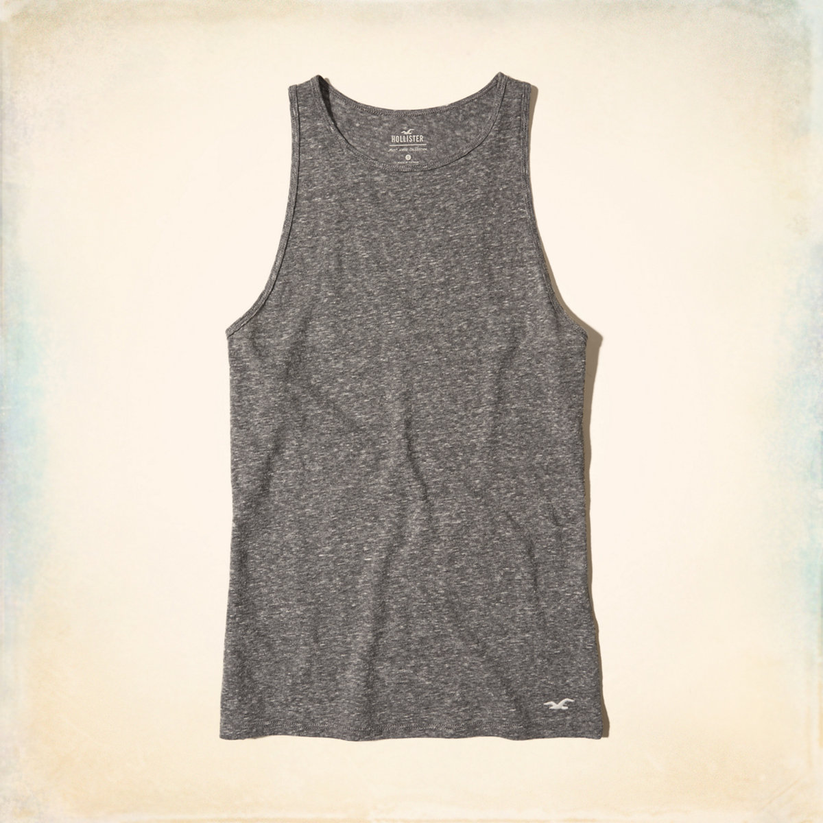 Must-Have High-Neck Racerback Tank
