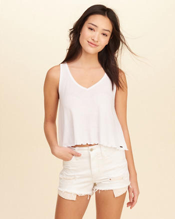 Must-Have Crop Swing Tank