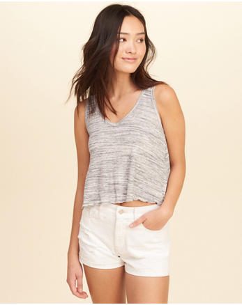 hol Must-Have Crop Swing Tank