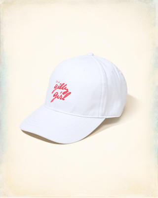 Logo Embroidered Dad Hat