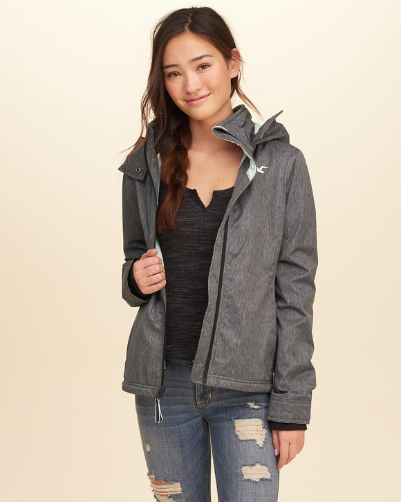 Girls Jackets & Outerwear | Hollister Co.