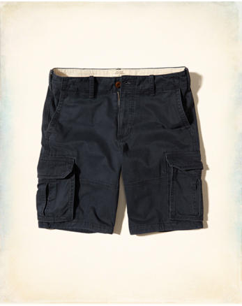 hol Cargo Fit Shorts