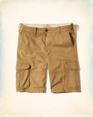 Hollister Cali Longboard Cargo Fit Shorts