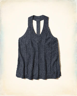 T-Back Sweater Tank