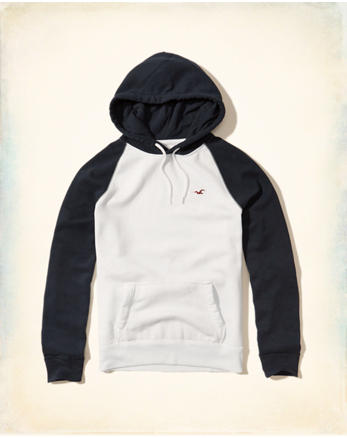 hol Colorblock Icon Hoodie