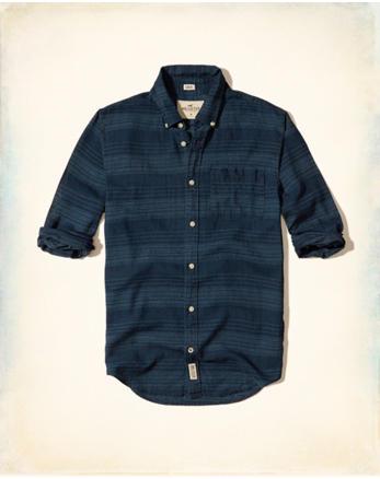 hol Stripe Linen Shirt