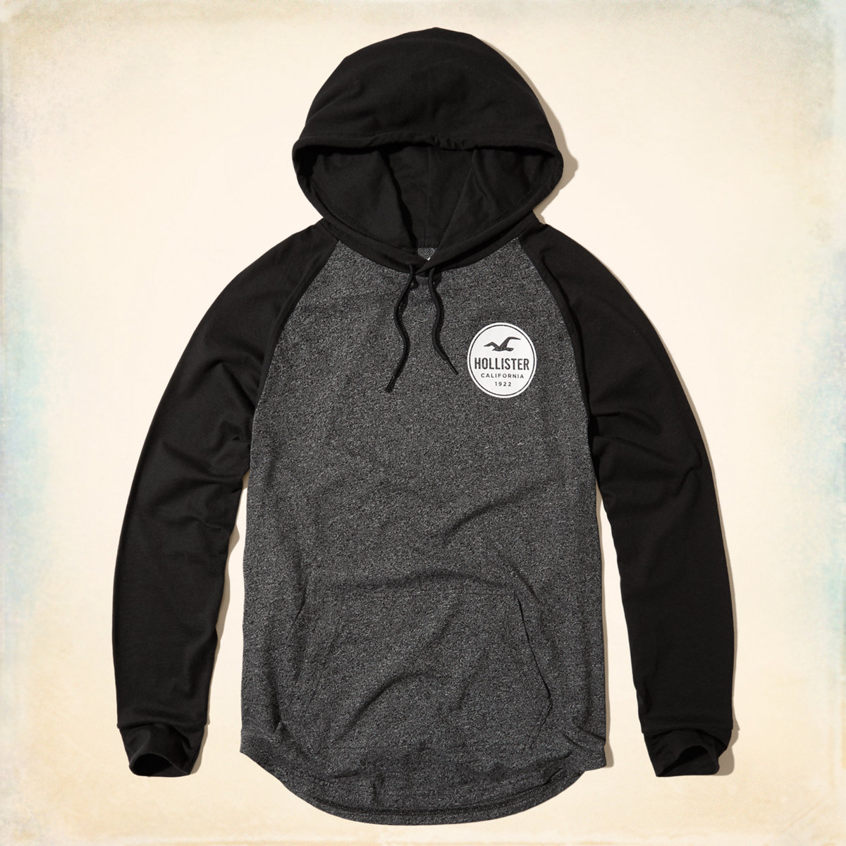 Logo Graphic Hooded T-Shirt