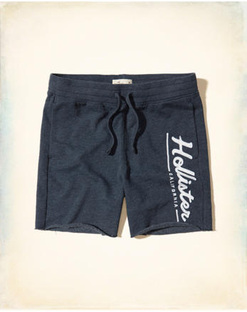 hol Beach Prep Fit Fleece Shorts