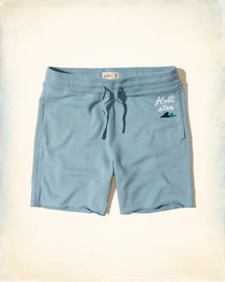 Beach Prep Fit Fleece Shorts