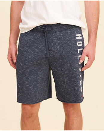 hol Graphic Fleece Shorts