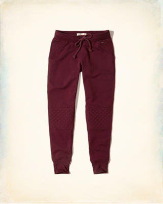 Hollister Moto Fleece Leggings