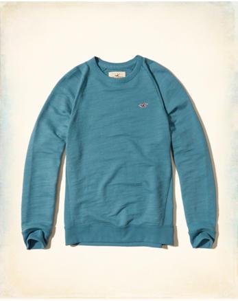 hol Boucle Crew Sweatshirt