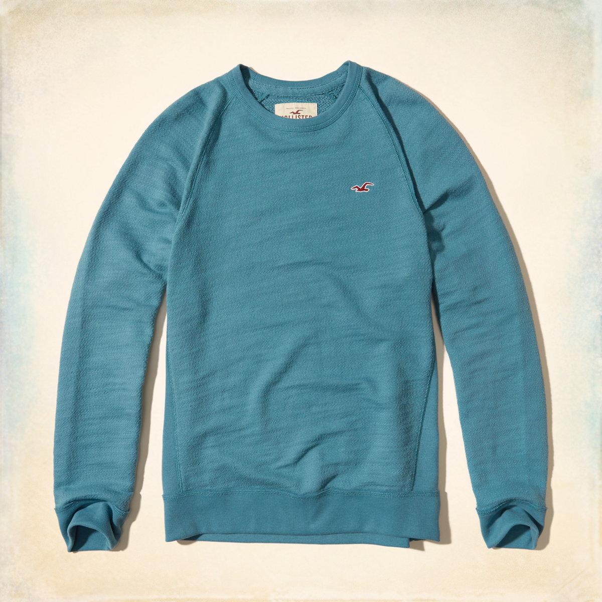 Boucle Crew Sweatshirt
