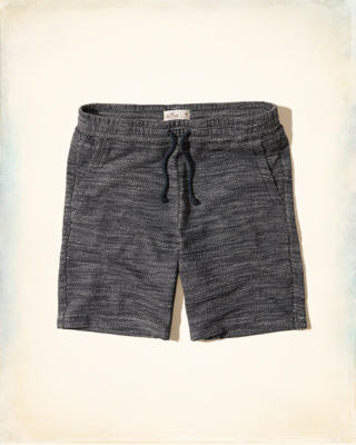 Classic Fit Boucle Shorts