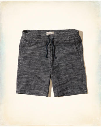 hol Classic Fit Boucle Shorts