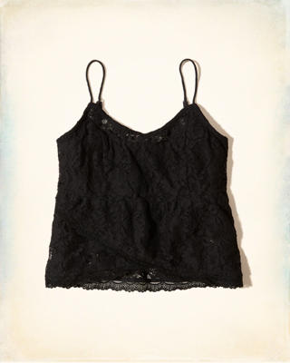 Lace Babydoll Cami