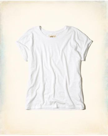hol Oversized Boyfriend T-Shirt