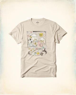 Doodle Graphic Tee