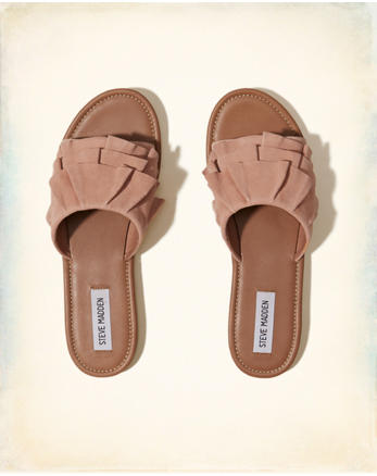 hol Steve Madden GETDOWN Slide Sandal