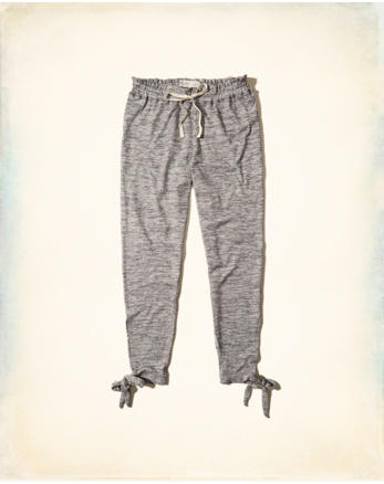 hol Side-Tie Joggers