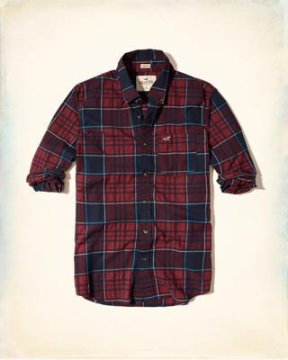 Camisas Hollister De Hombre