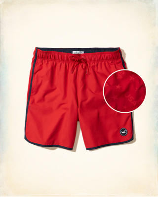 Beach Prep Fit Swim Trunks