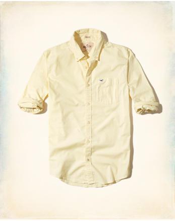 hol Stretch Oxford Shirt