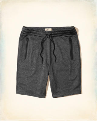Taper Fit Tricot Shorts