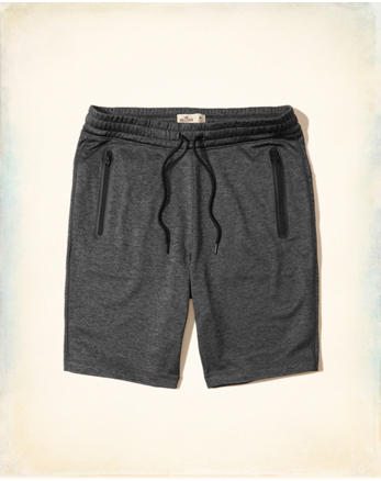 hol Taper Fit Tricot Shorts