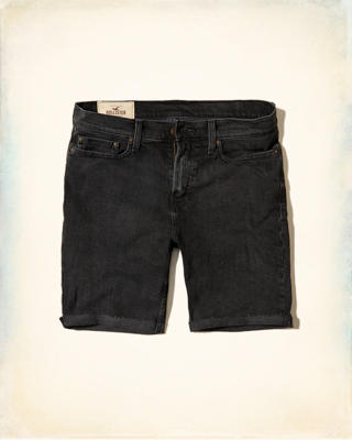 Hollister Classic Fit Denim Shorts