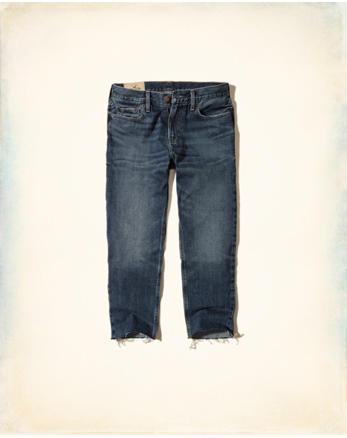hol Classic Taper Crop Jeans
