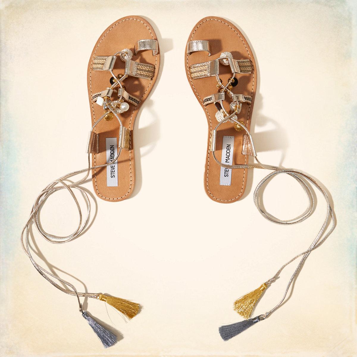 Steve Madden RAMBEL Lace-Up Sandal