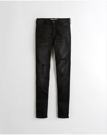 hol High-Rise Super Skinny Jeans