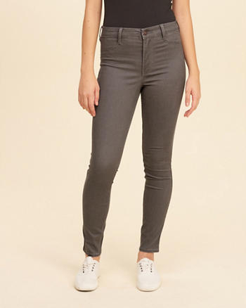 Advanced Stretch High-Rise Jean Leggings