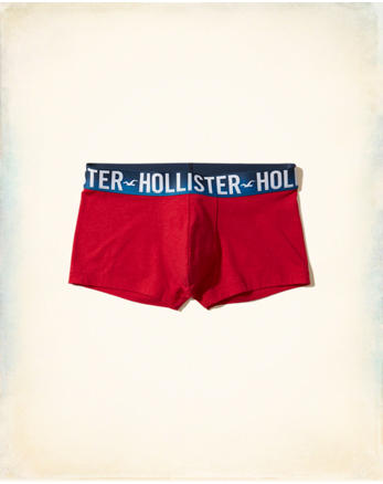 hol Low-Rise Trunk