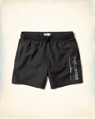 Guard Fit Swim Trunks