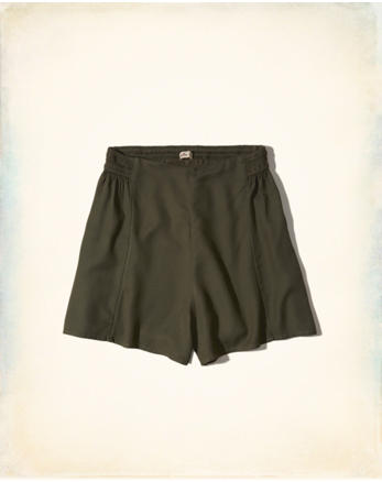 hol Woven Shorts