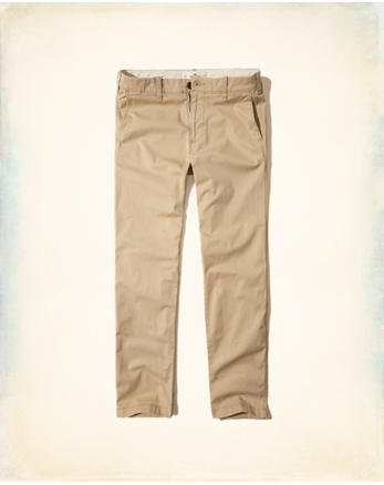 hol Slim Straight Chino Pants