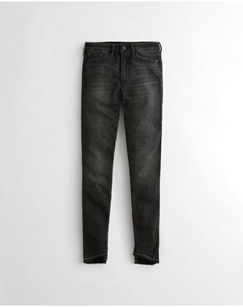 hol Hollister Shape Love High-Rise Super Skinny Jeans