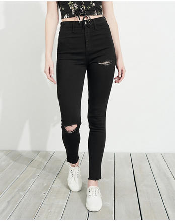 hol Advanced Stretch Ultra High-Rise Jean Leggings
