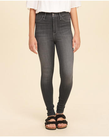 hol Ultra High-Rise Jean Leggings