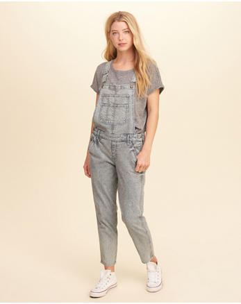hol Railroad Stripe Overalls